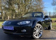 "MAZDA MX5 NC 1.8L 126 CH SERIE LIMITEE ""NISEKO"" (800EX) BRILLANT BLACK CAPOTE ET CUIR MARRON OPTION"