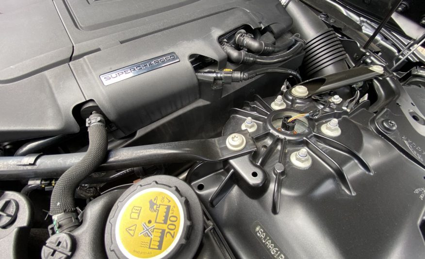 JAGUAR F-TYPE COUPE 3.0 V6 S 380 S HISTORIQUE COMPLET JAGUAR 1ERE MAIN 27500 KMS