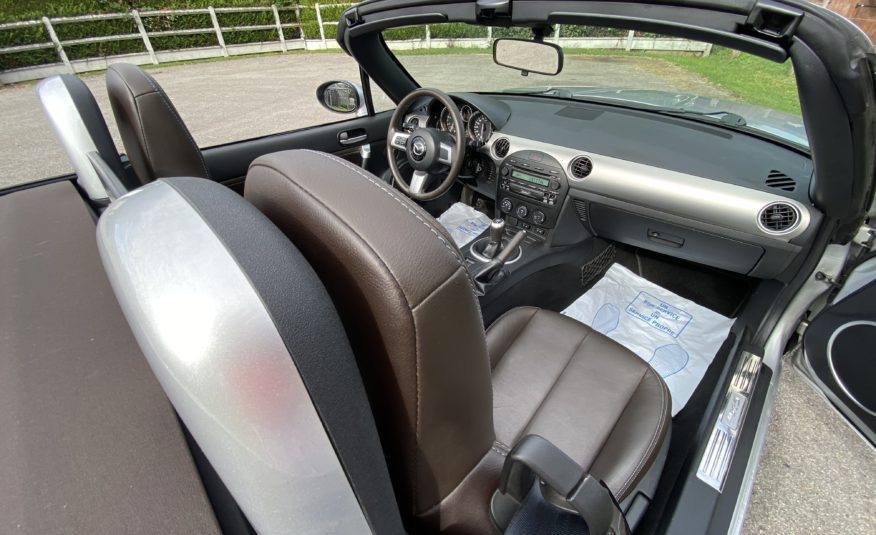 MAZDA MX5 NC ROADSTER 2.0L 160 CH SERIE LIMITEE (800EX) NISEKO XENON/BOSE