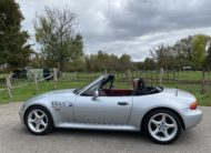 """BMW Z3 2.8L 192 CH 6 CYLINDRES PHASE 1 135500 KMS """"WIDE BODY""""HISTORIQUE CUIR COMPLET"""