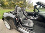 """BMW Z3 1.9L 118 CH 4 CYLINDRES PHASE 2 """"BLACK SAPPHIRE"""" SIEGES SPORT 67700 KMS!!!"""