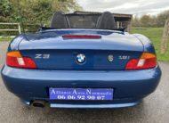 BMW Z3 1.9L 118 CH ROADSTER 4 CYLINDRES PHASE 2 BLEU TOPAZE SUPERBE!!!