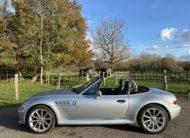 """BMW Z3 2.8L 192 CH 6 CYLINDRES PHASE 1 115000 KMS """"WIDE BODY""""HISTORIQUE CUIR NOIR JANTES 18″ VENDU"""