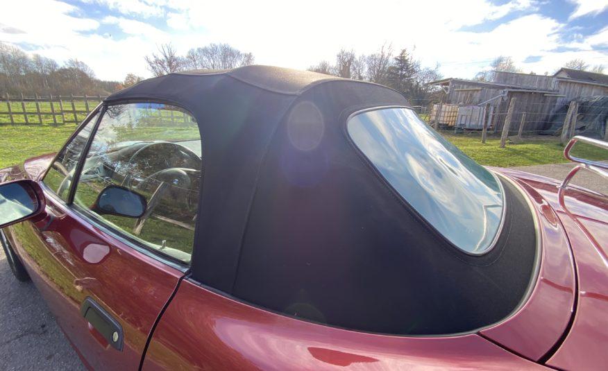 "BMW Z3 ROADSTER 6 CYLINDRES 2.2L 170 CH ""SIENAROT 2"" SIEGES SPORT 49200 KMS CERTIFIÉS !!!"