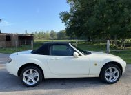 "MAZDA MX5 NC 1.8L 126 CH ROADSTER BLANCHE ""MARBLE WHITE"" 37900 KMS!! OPTION"