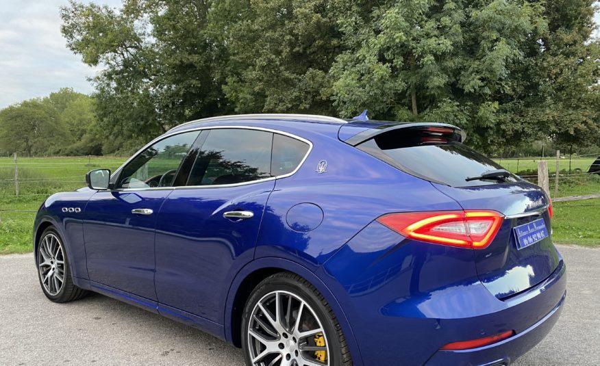 MASERATI LEVANTE V6 DIESEL 275 CH SÉRIE LIMITÉE ERMENEGILDO ZEGNA  option